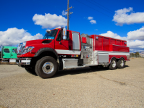 Used Tanker Trucks and Fire Tenders for Sale