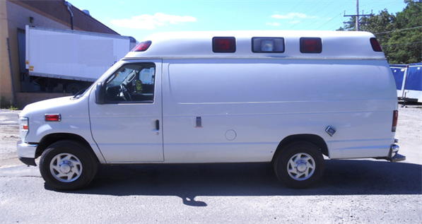 2009 Demers CX Type II Ford Ambulance | Used Truck Details