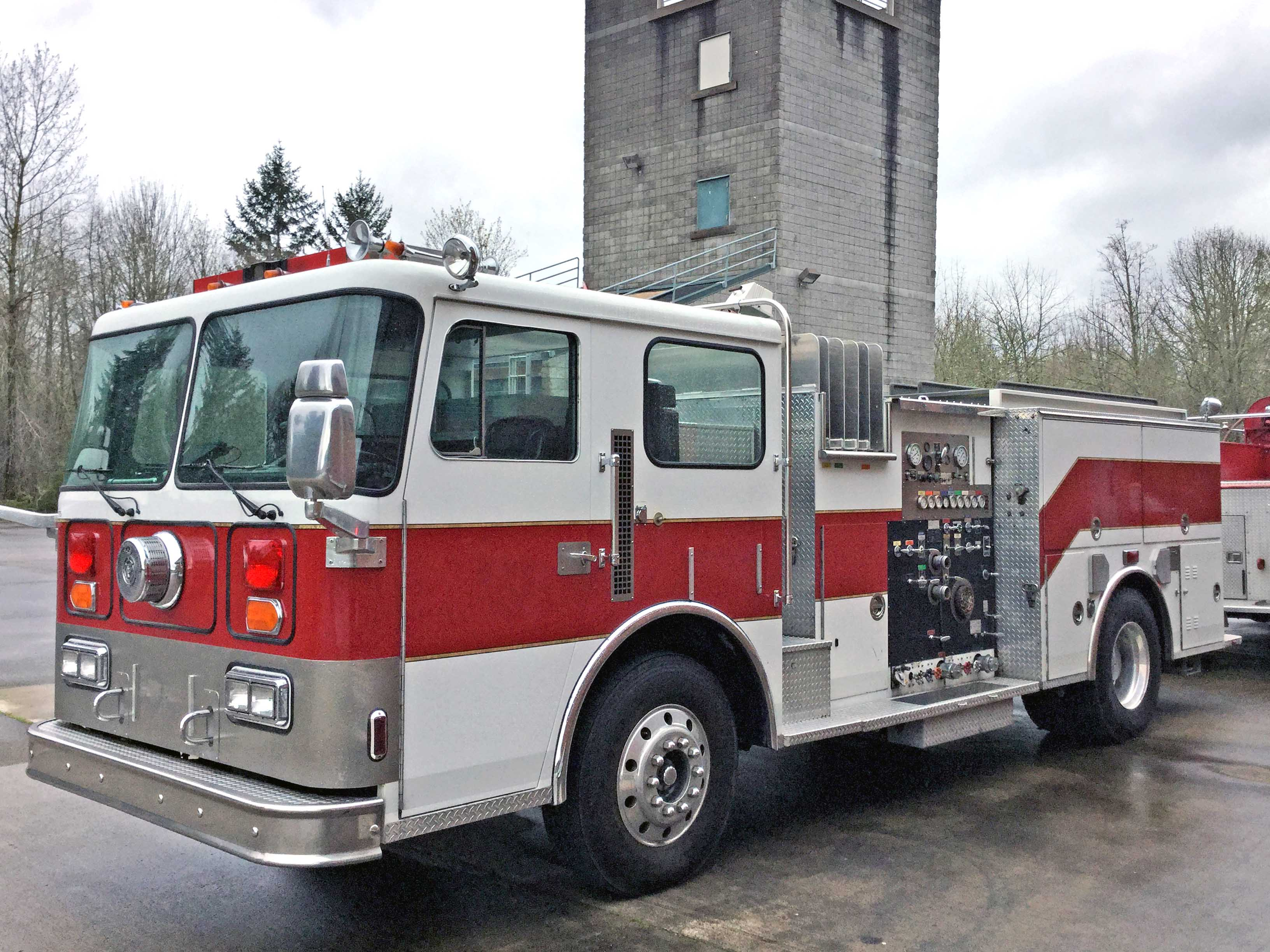 Seagrave Fire Apparatus >> 1988 Seagrave Pumper Used Truck Details