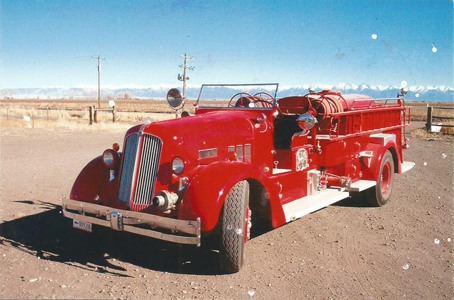 1938 Seagrave Pumper   Used Truck Details