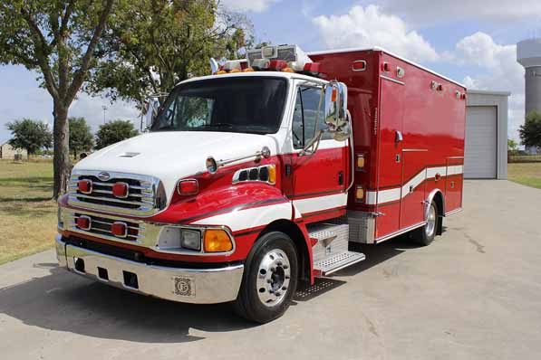 2007 Acterra Sterling Ambulance | Used Truck Details