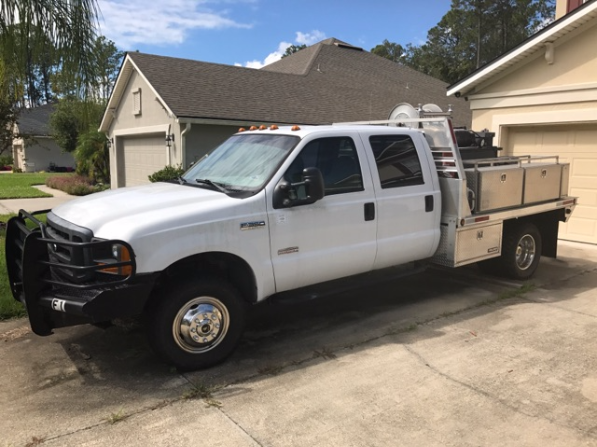 2005 Ford F 350 Brush Truck Used Truck Details