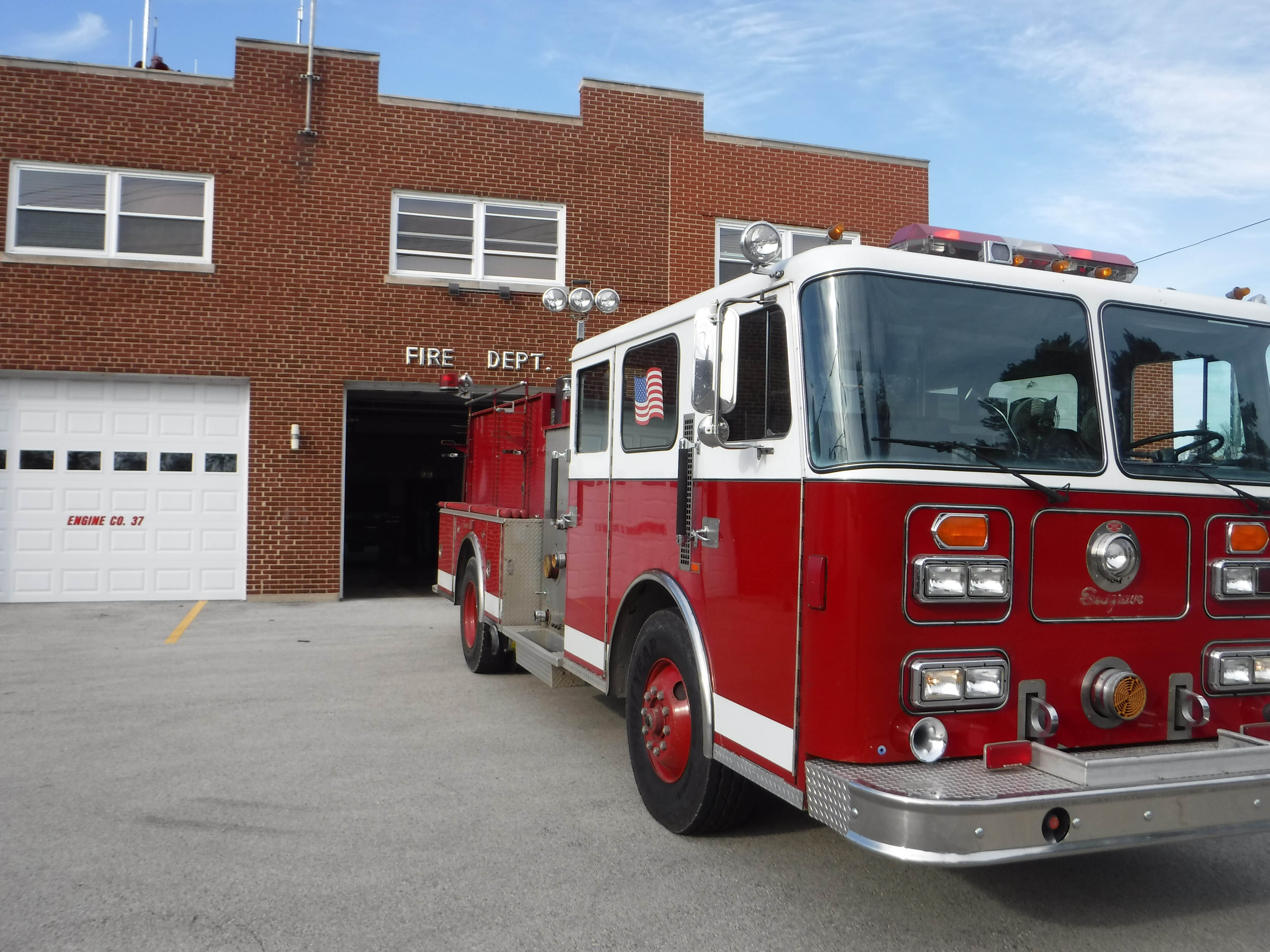 Seagrave Fire Apparatus >> 1991 Seagrave Pumper Used Truck Details