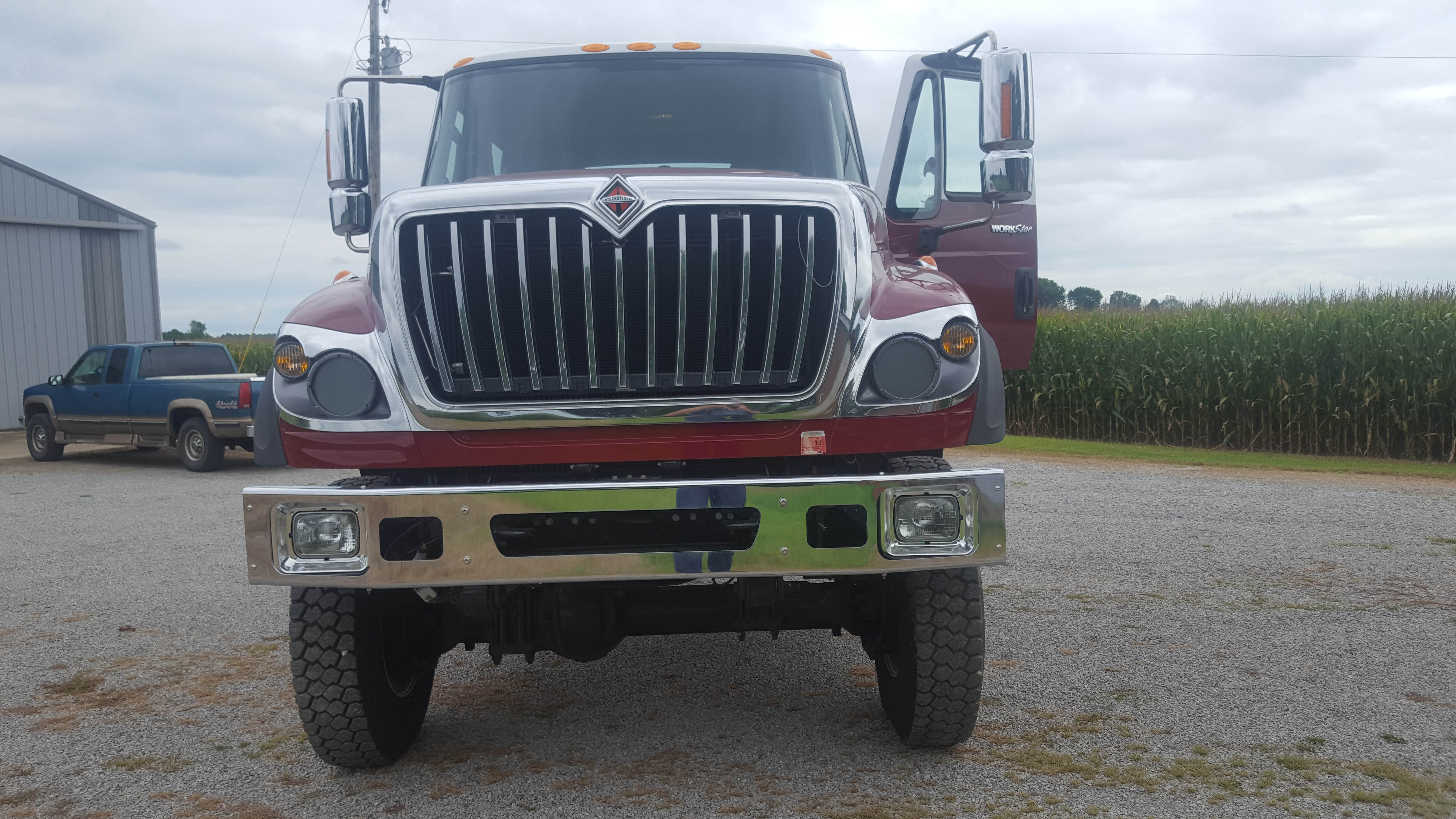 2012 International 7400 4X4 Chassis | Used Truck Details
