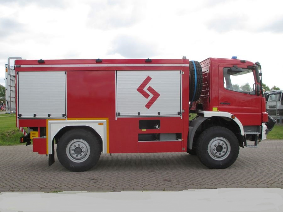Image for Mercedes benz truck 4x4