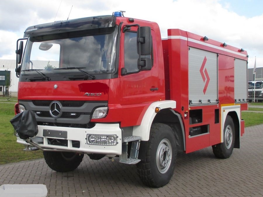 Image for Mercedes benz 4x4 truck