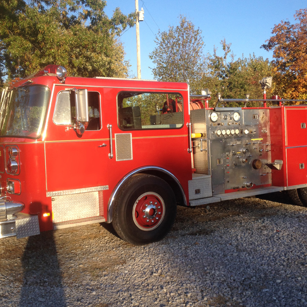1980 Seagrave Custom Pumper | Used Truck Details on