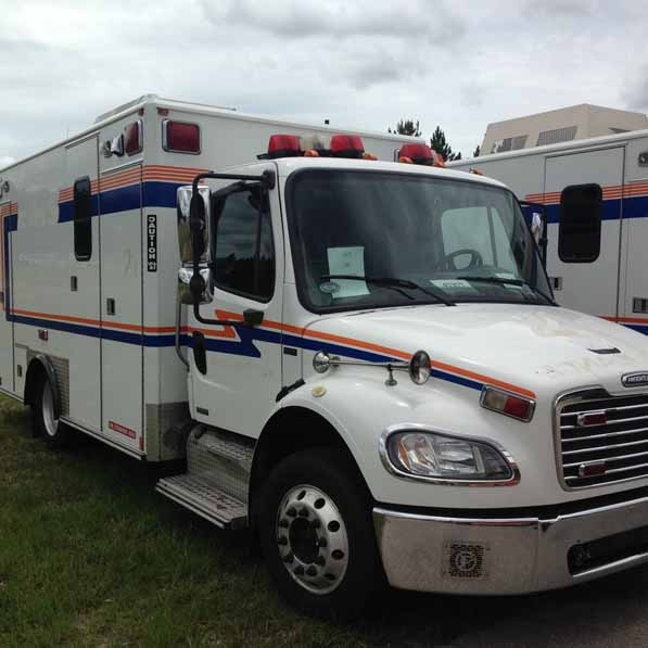 2005 Freightliner Ambulance   Used Truck Details