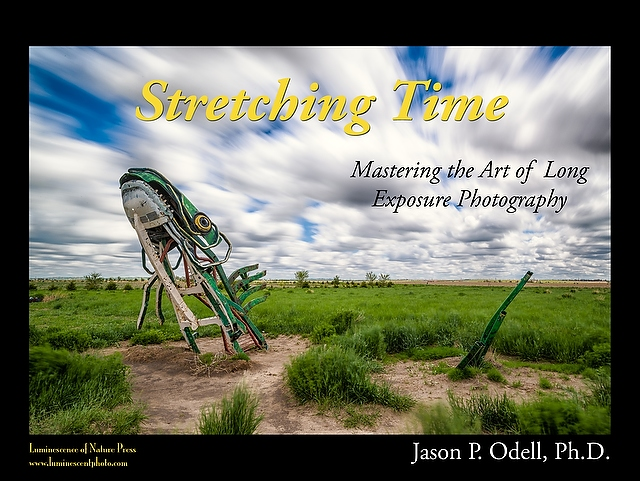 Stretching Time © Jason P. Odell