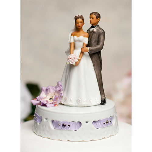 custom made wedding cake toppers south africa american ribbon accent wedding cake topper 13222