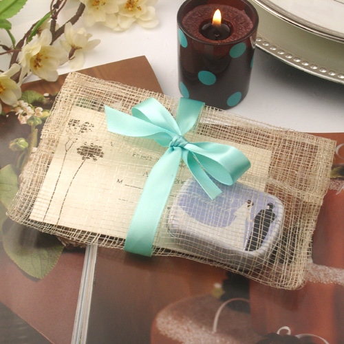 Sinamay Envelopes With Twine String