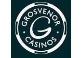 Grosvenor Casinos Coupon Codes 2017