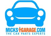 Micksgarage.com Coupons