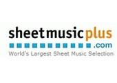 sheetmusicplus.com coupons