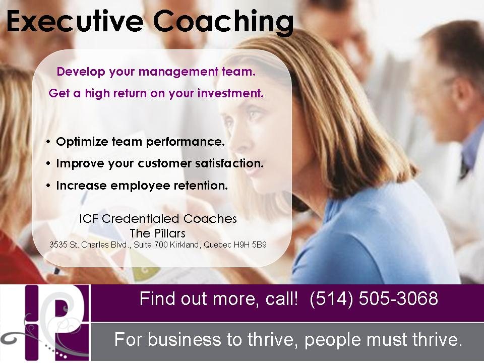 Executive Coaching in   Montreal