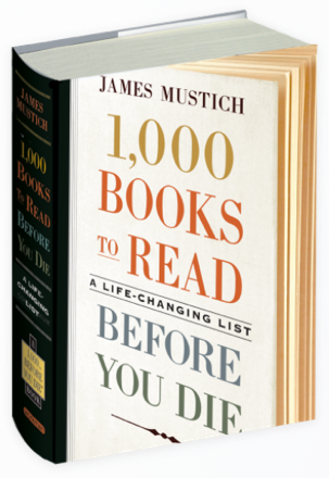 1000 books to read before you die!
