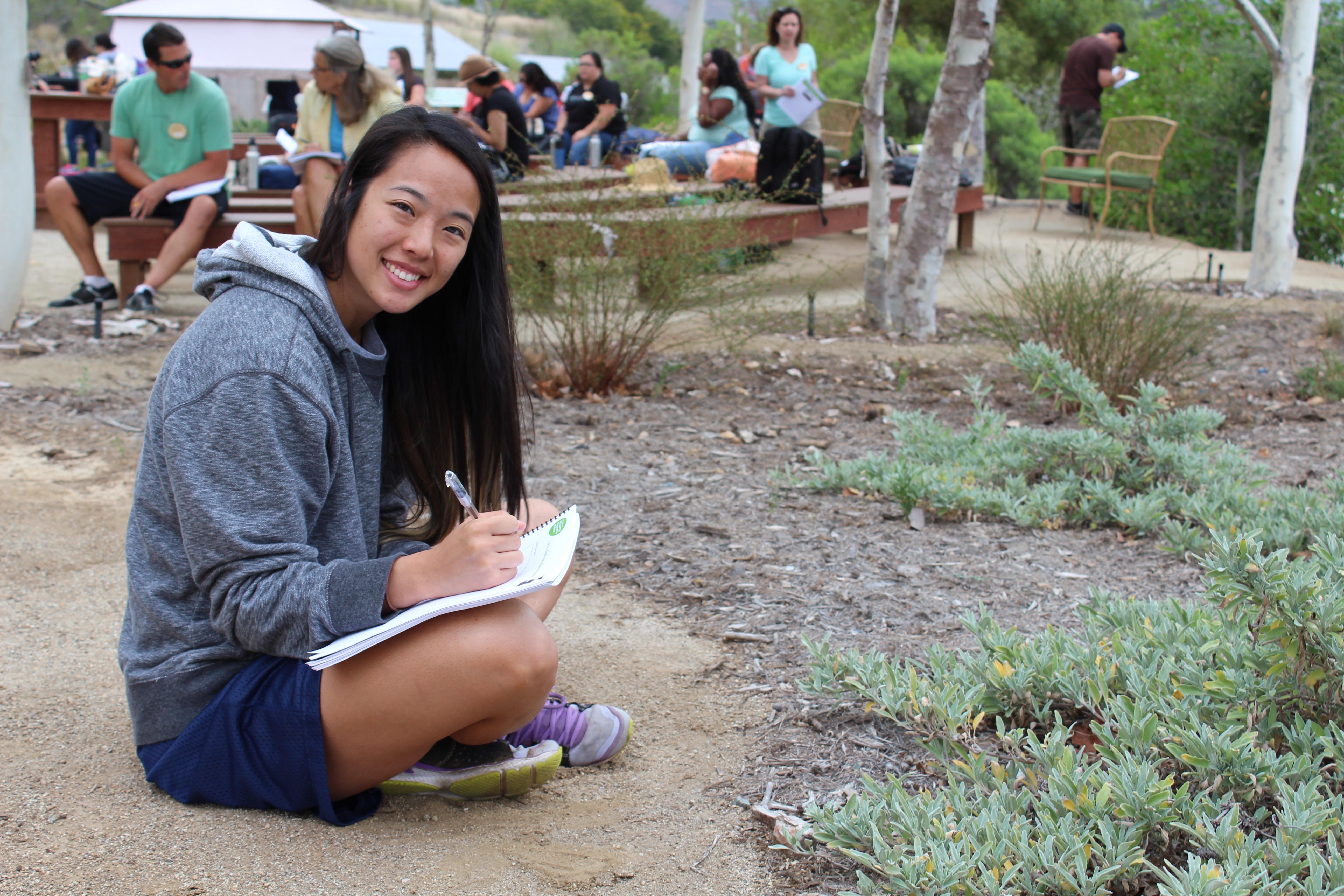 Teacher at San Diego Zoo