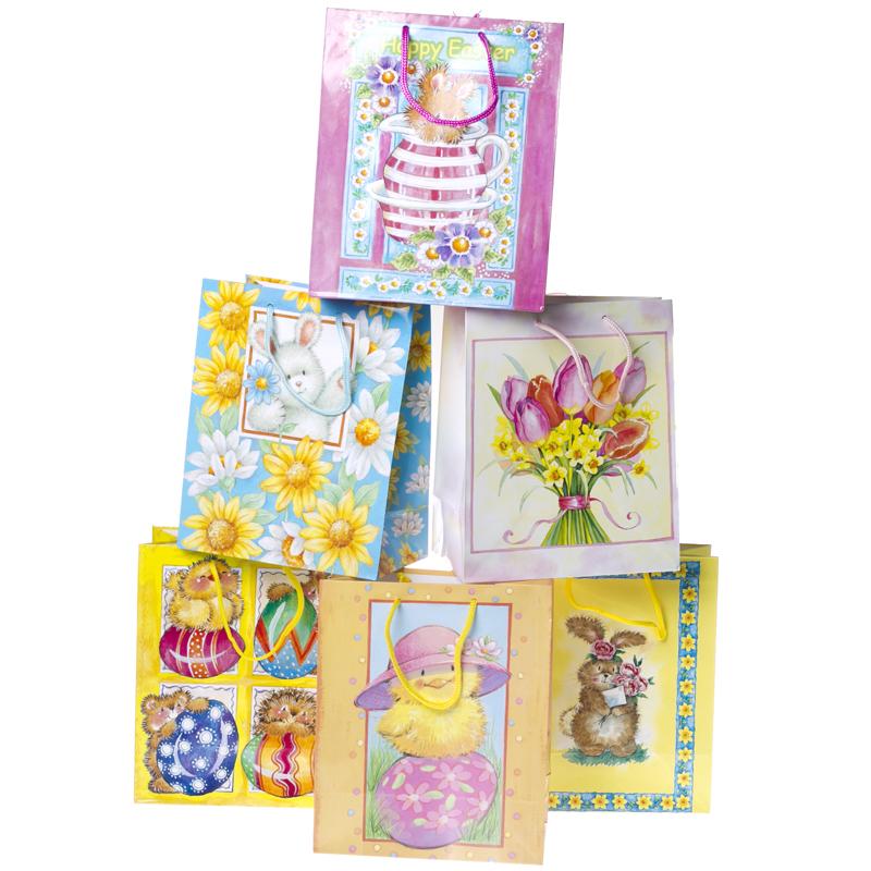 Medium Happy Easter Gift Bags