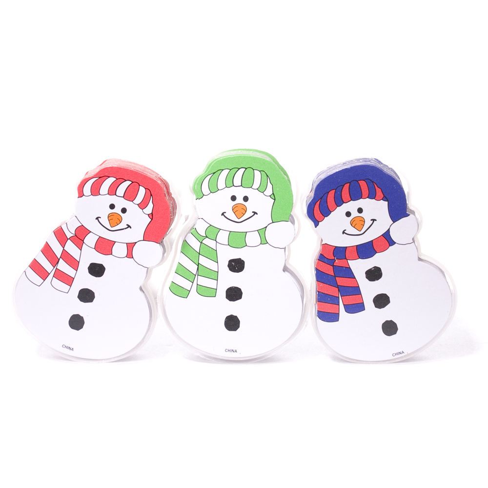 Snowman Shaped Playing Cards 146-206