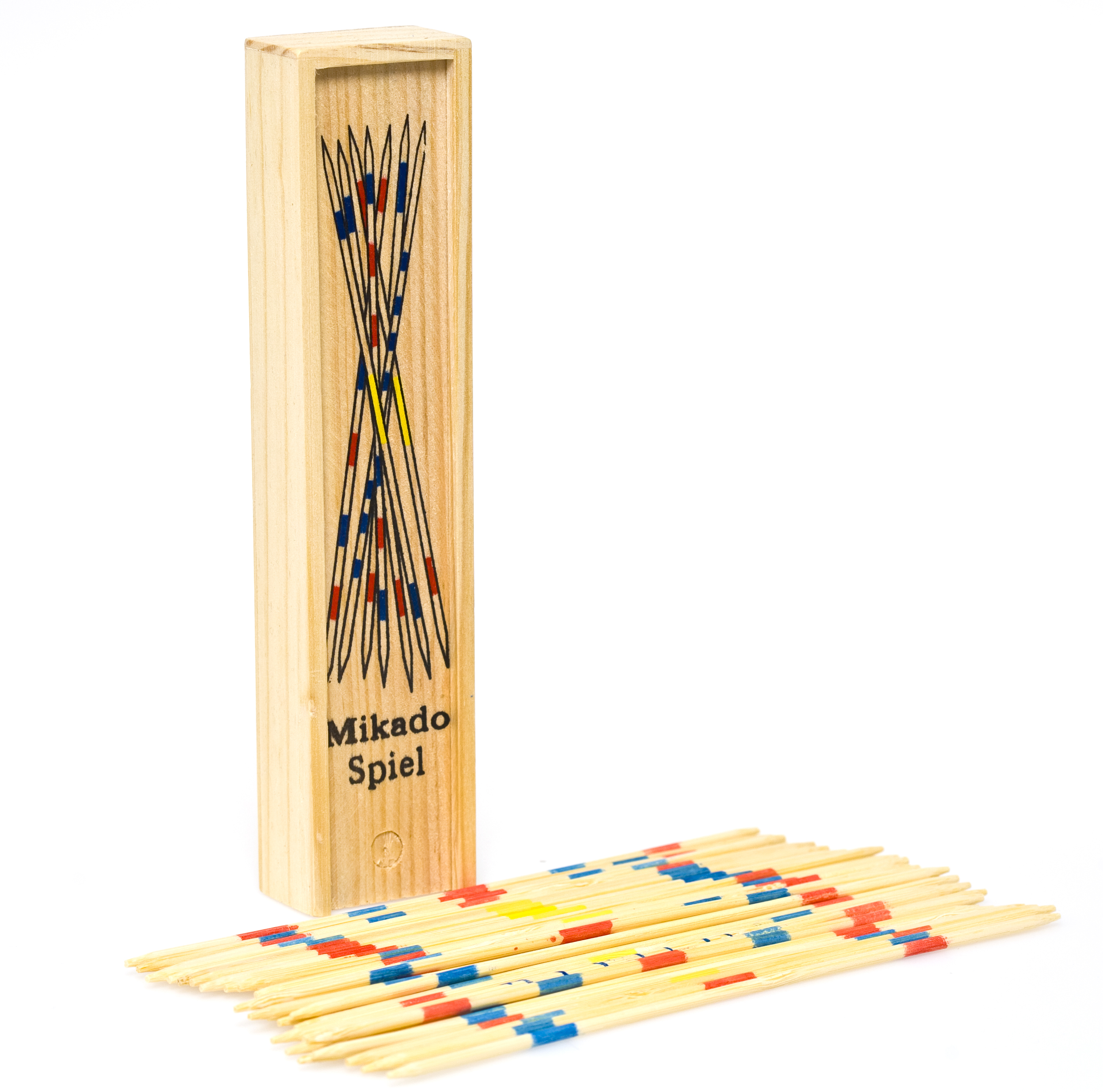 Deluxe Wood Pick Up Sticks 209-652