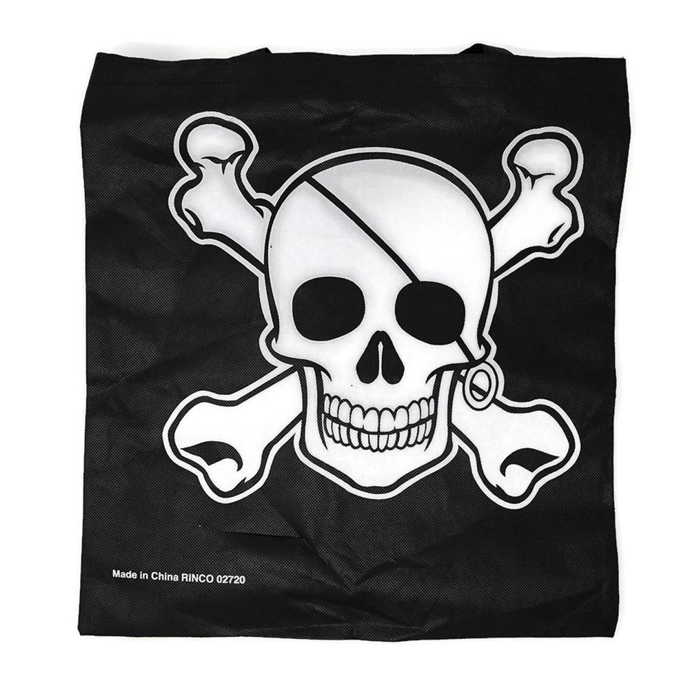Large Pirate Tote Bag