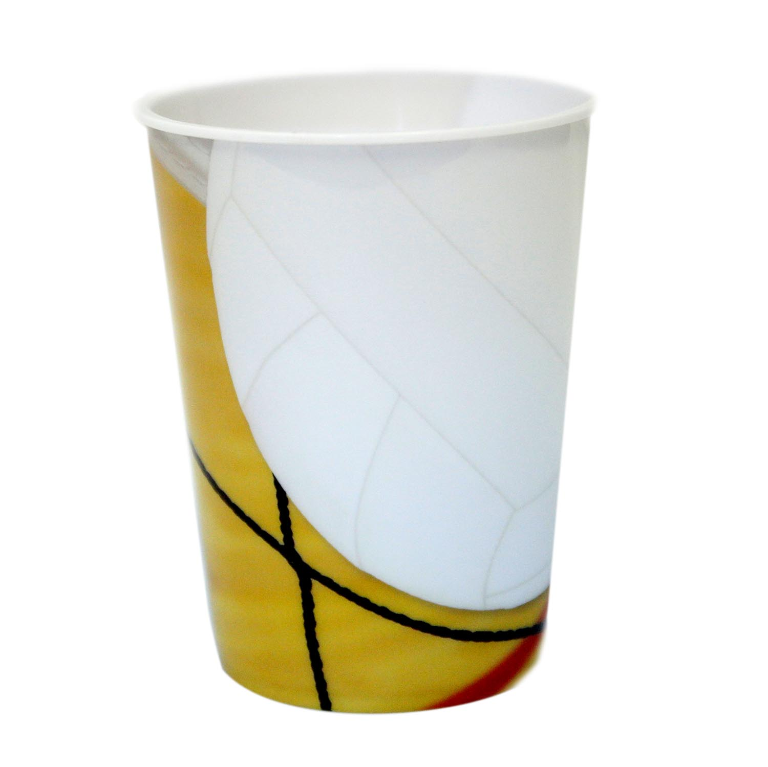 Volleyball 16 oz Plastic Cup 165-1020