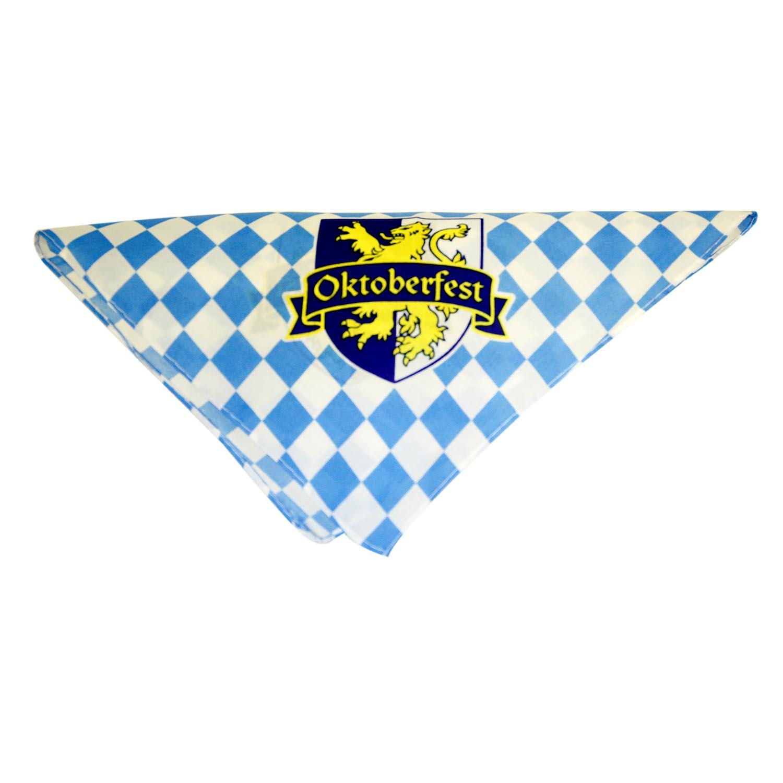 Bavarian Oktoberfest Bandana