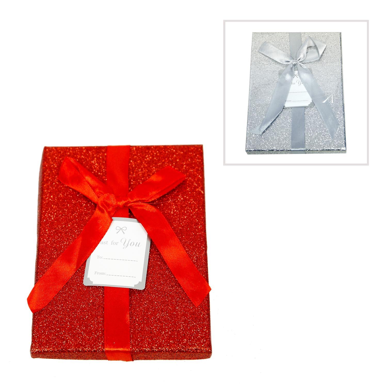 Glitter Gift Card Holder Box