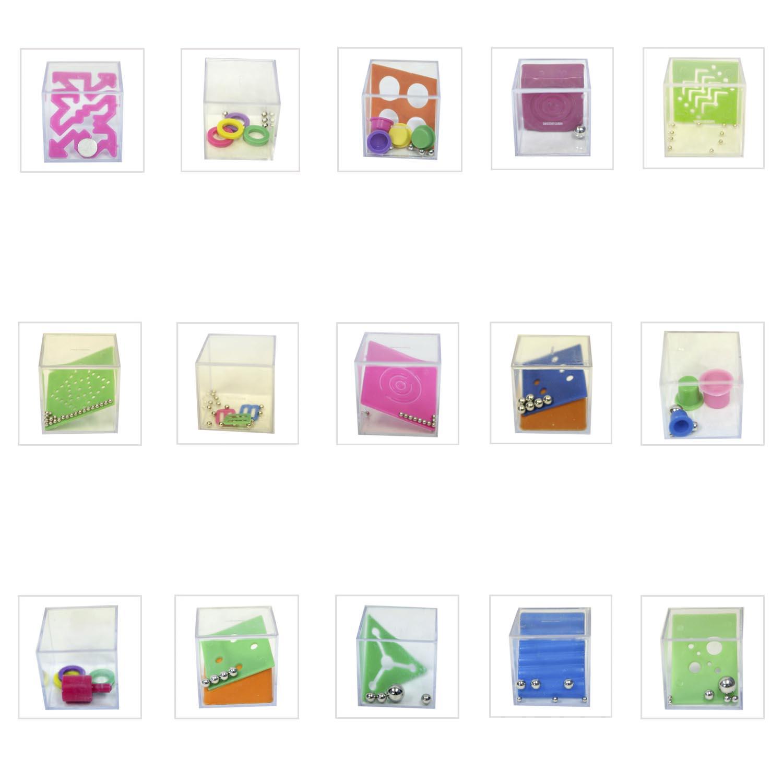 Mind Teaser Puzzle Cube 746-1014