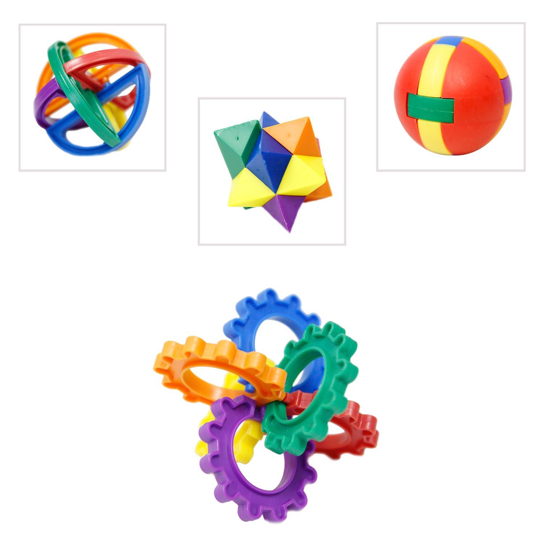 Plastic Puzzle Ball 746-1015