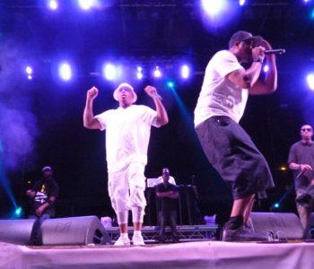 Wu-Tang Clan at Budapest Park