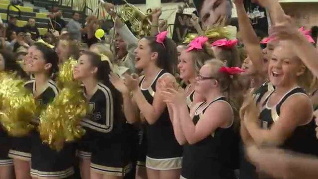 Katy Perry gives cheerleader from Arizona High School a trip of a lifetime