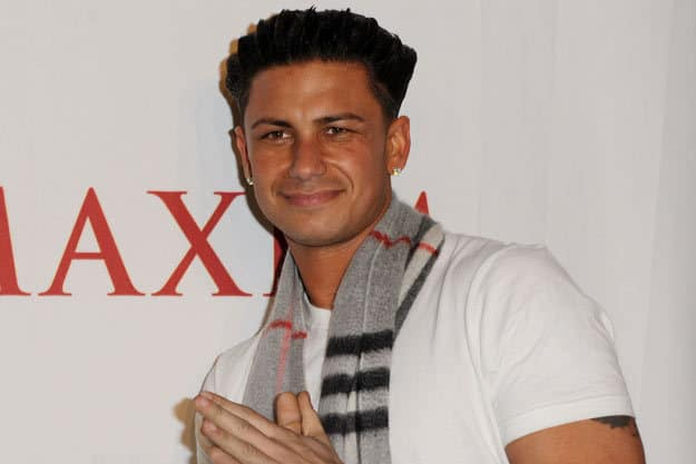 Pauly D wanted baby mama to have an abortion