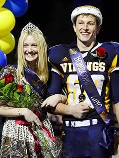 Celebrities Who Were Crowned Homecoming King and Queen
