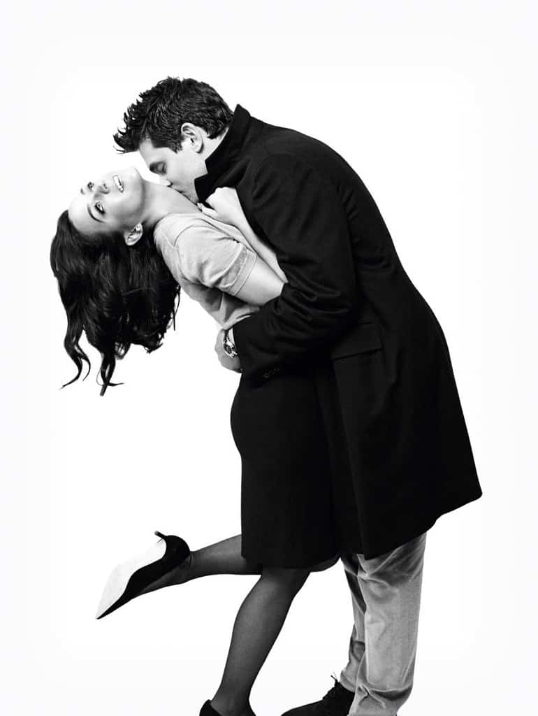 John Mayer and Katy Perry share their first portraits together