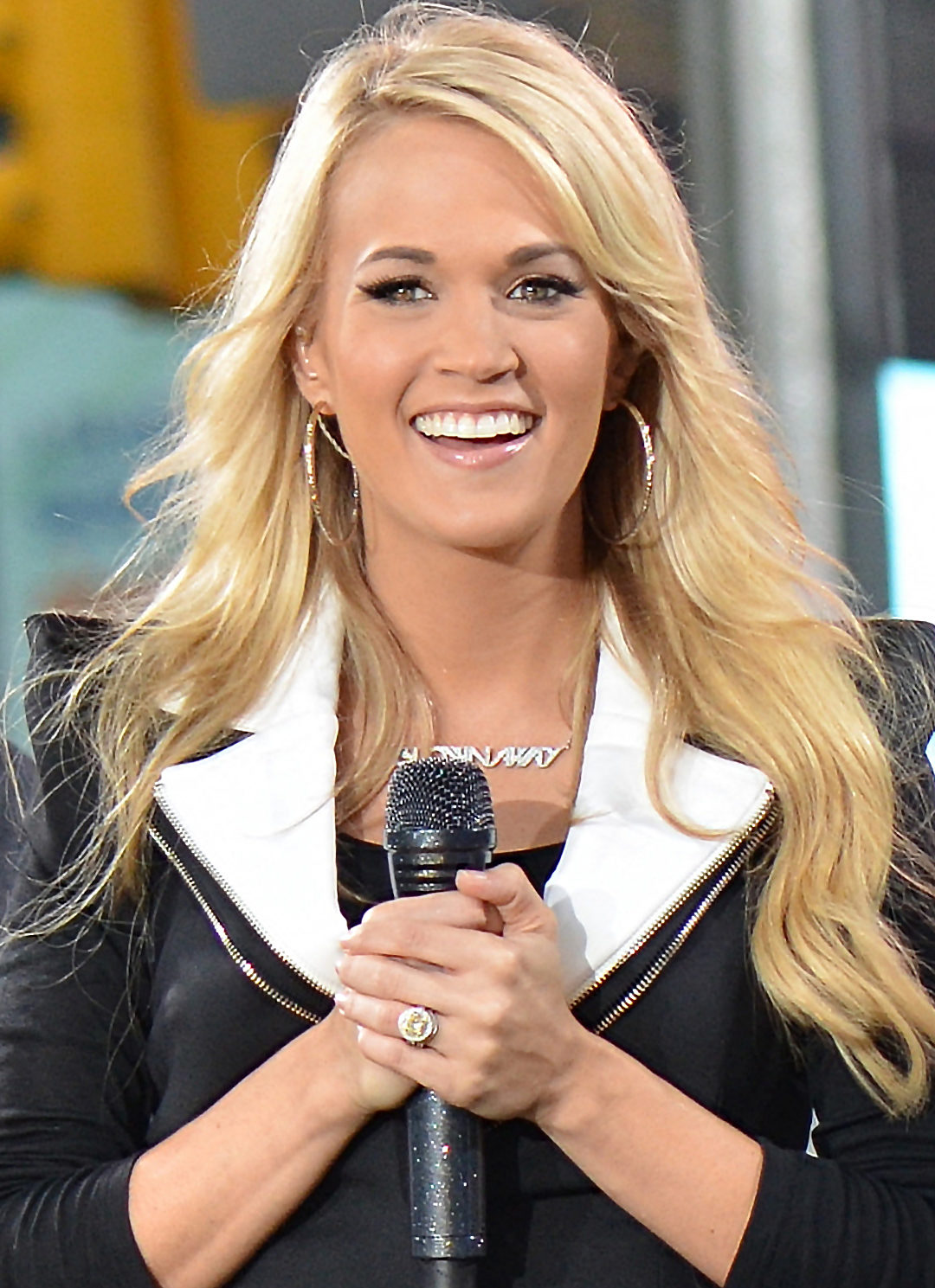 Carrie Underwood on How Tricky It is For a Woman to Write a Party Song