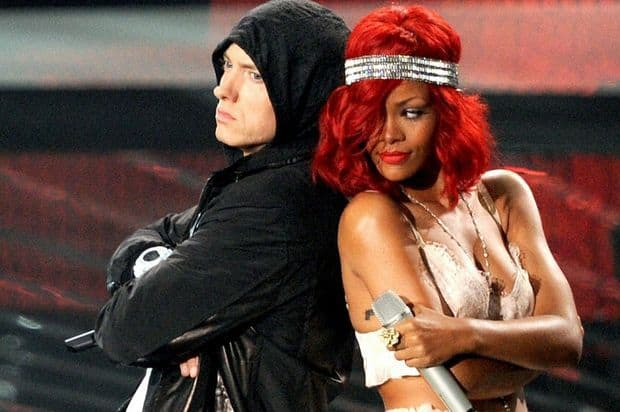 Eminem and Rihanna Join Forces for 'Monster Tour' this Summer