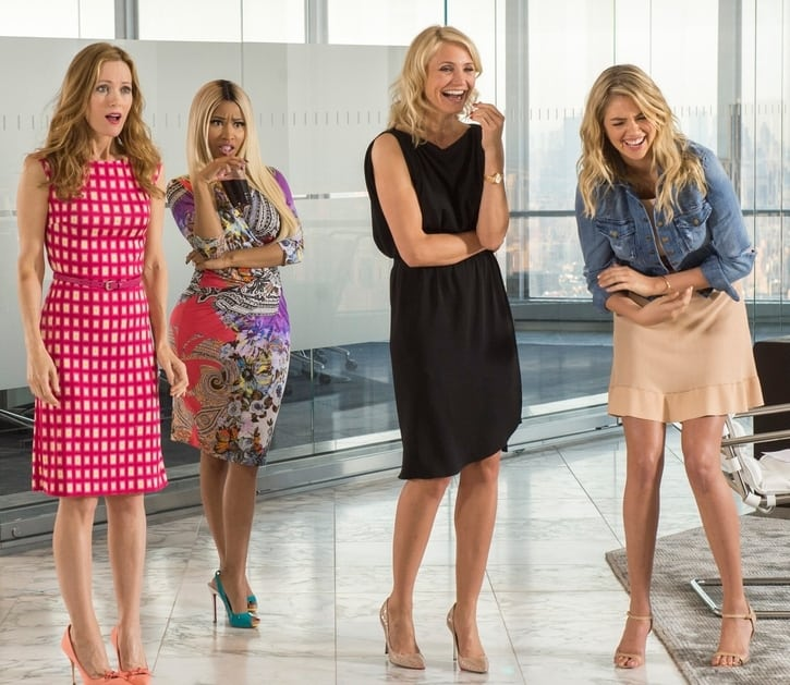 """The Other Woman"" Tops Weekend Box Office"