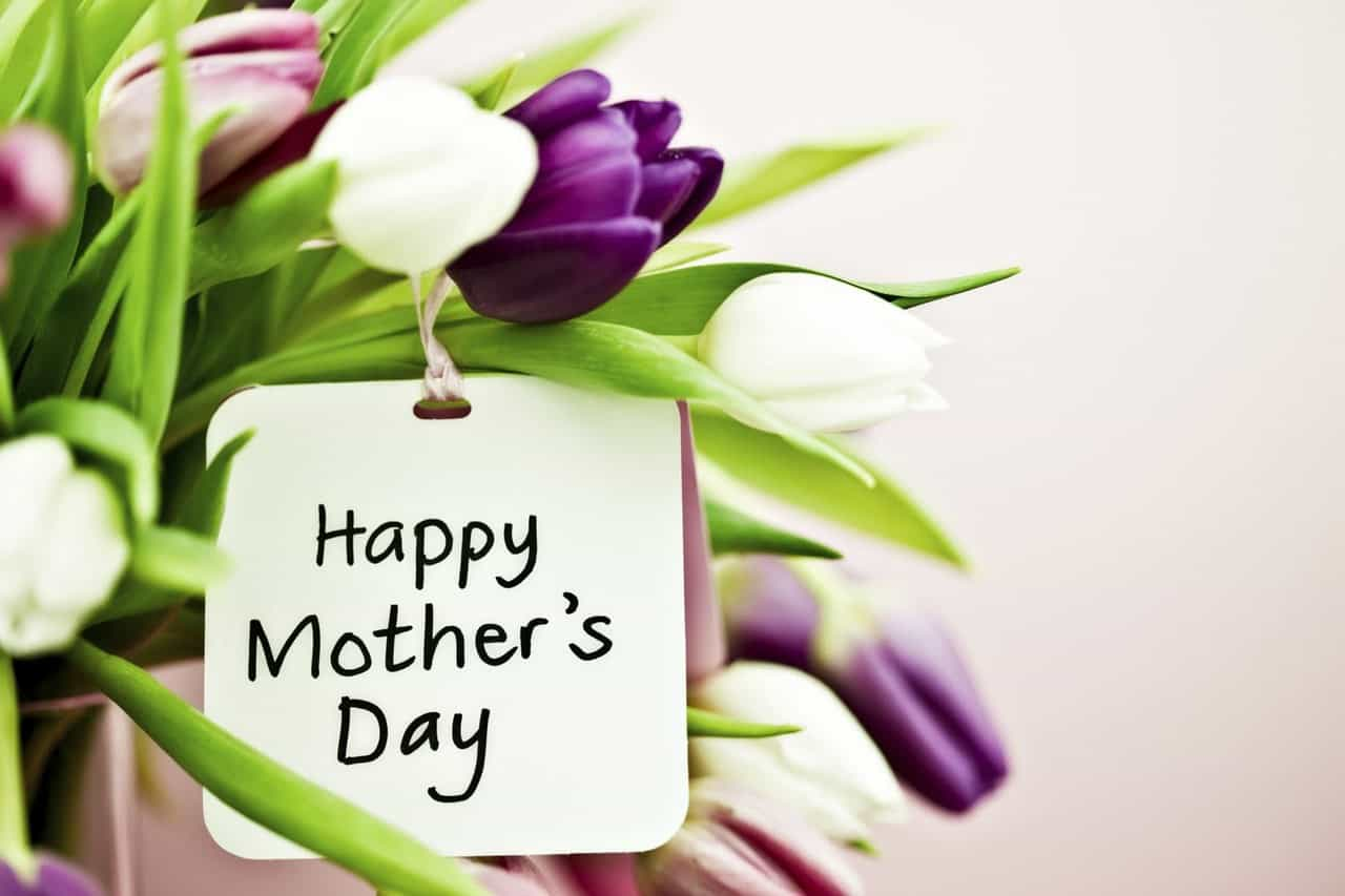The Number One Thing Moms Want For Mother's Day Is Quality Time With You . . . But You'd Rather Send Flowers