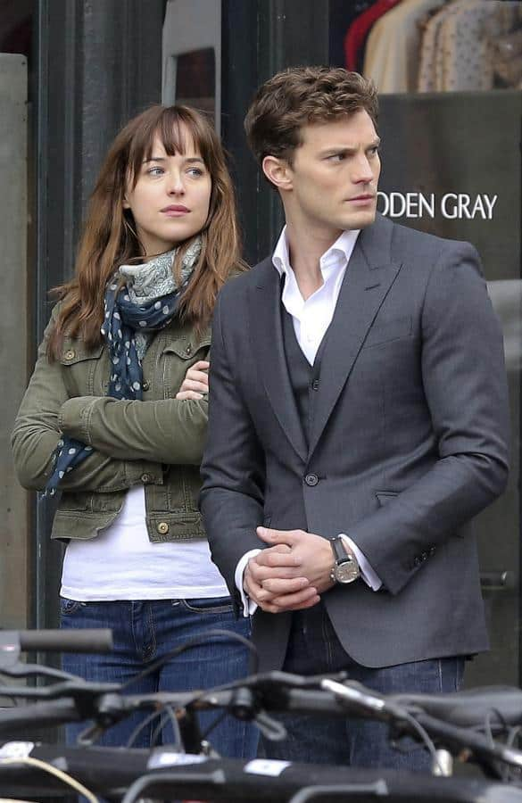 """Jamie Dornan Dishes on """"Fifty Shades"""""""