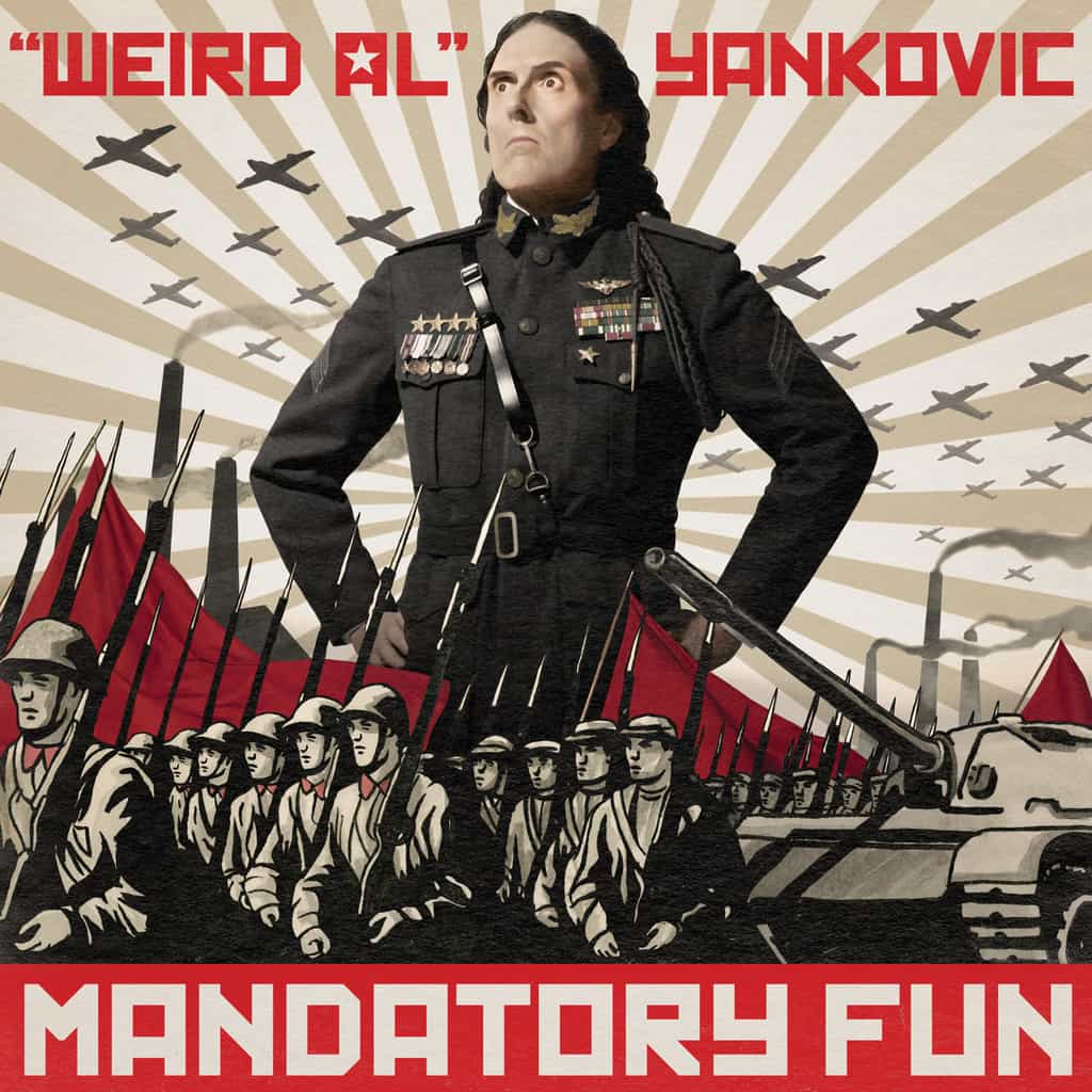 Weird Al Is Releasing Eight New Videos in Eight Days