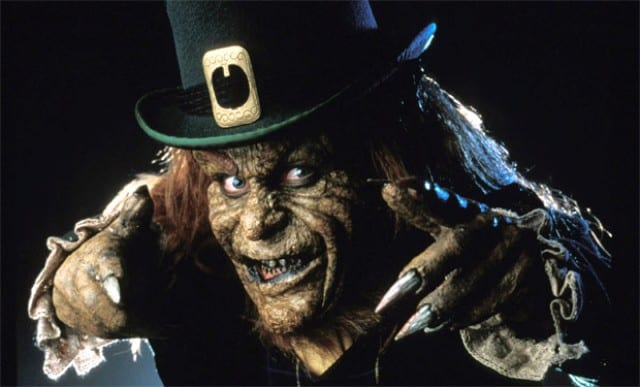 Would You Rather Have Your House Haunted by a Ghost, a Demon, or an Evil Leprechaun?