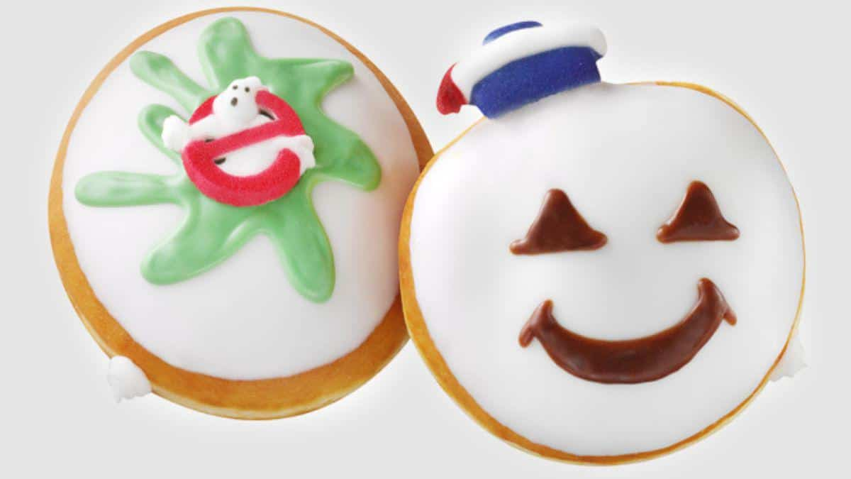 Krispy Kreme Handing Out Free Doughnuts On Halloween To Anyone In A Costume