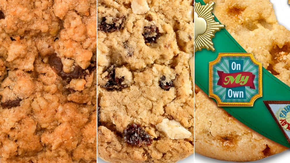 There Are Three New Flavors of Girl Scout Cookies . . . But Don't Get Too Excited