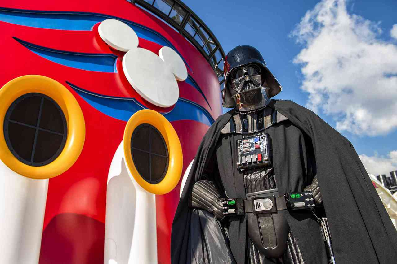 Take a Cruise with Vader? Awesome Star Wars-themed Caribbean sailings!
