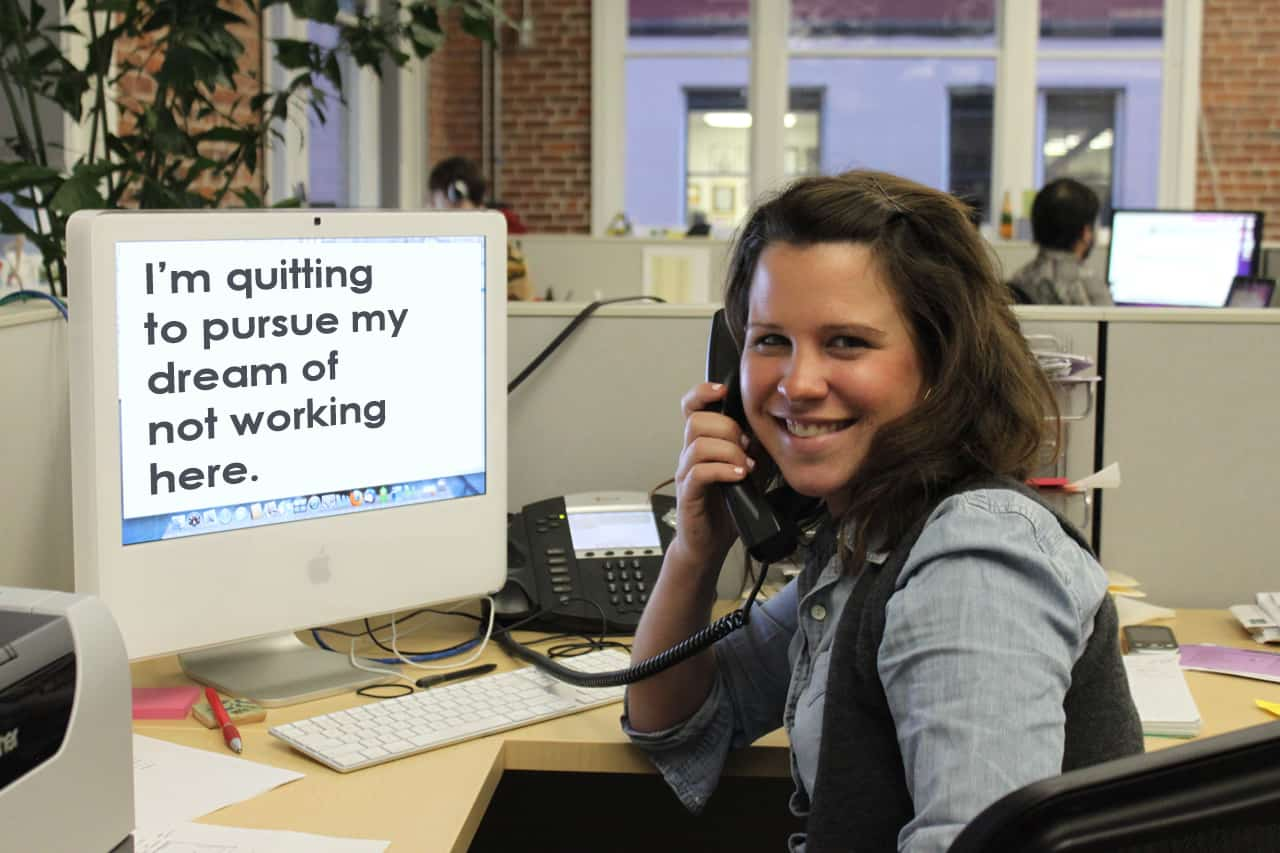 The Seven Craziest Ways People Have Quit Their Jobs