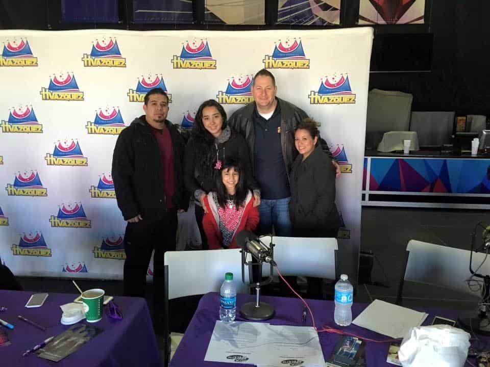 Alex & Meridee LIVE At Circo Hermanos Vazquez