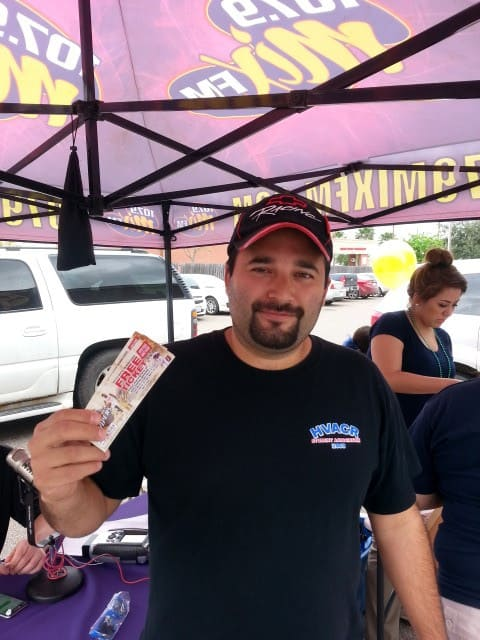 Spring Fun with Mix FM at Rodeo Dental Mission