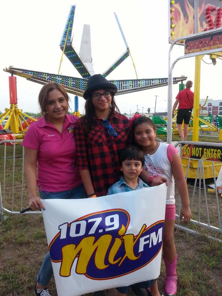 Lexi LIVE at Farrow Shows Carnival in McAllen