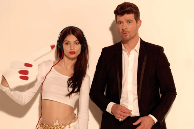 "A Jury Ruled that ""Blurred Lines"" Does Rip Off Marvin Gaye"